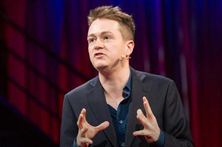 Johann TED TALK